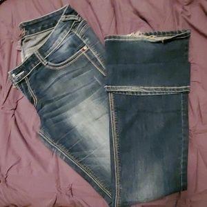 Vanity curvy jeans